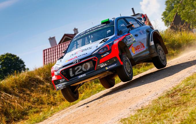 WRC – Hyundai: verso il Rally di Polonia