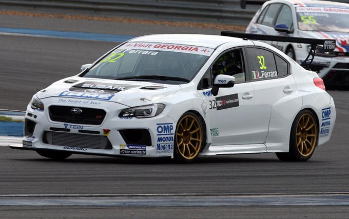 TCR – La Subaru WRX STI di Top Run Motorsport torna per la prova al Salzburgring