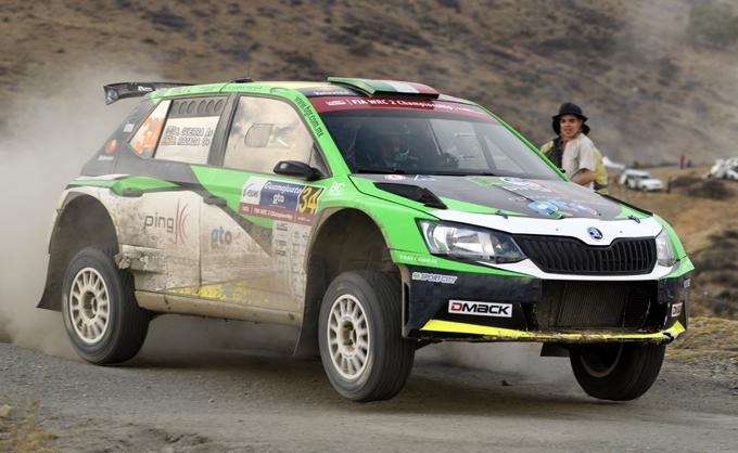 WRC2 – Motorsport Italia e Benito Guerra al via del Rally di Polonia