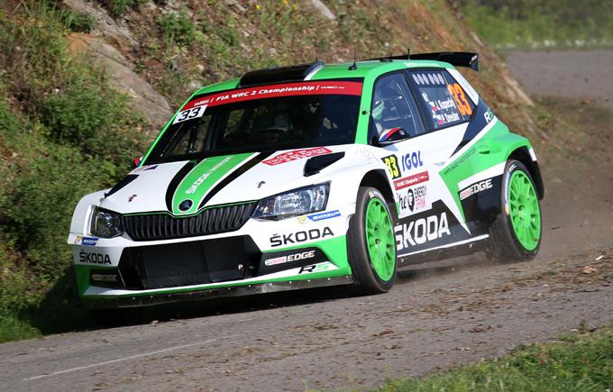 WRC2 – Rally di Sardegna, Škoda: Kopecký alla ricerca del primo successo stagionale