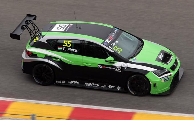 TCR – Hungaroring: una KIA cee'd e quattro Seat Ibiza per la Zengő Motorsport