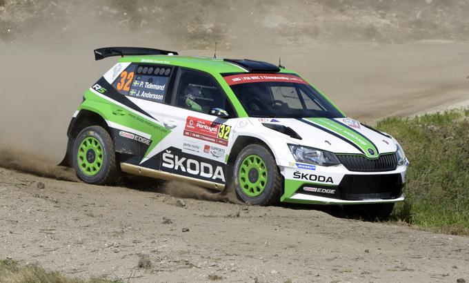 WRC2 – Rally di Polonia, Škoda: Tidemand tornerà al volante della Fabia R5