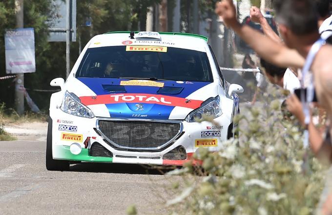 CIR – Rally del Salento: Andreucci e Peugeot trionfano nell'edizione 50