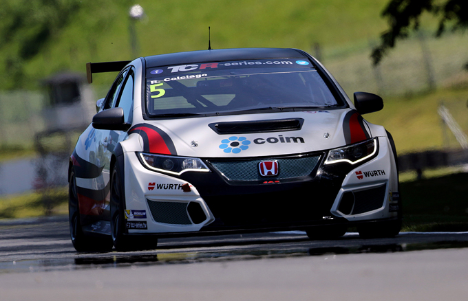 TCR – Hungaroring: l'M1RA schiera una terza Honda per Michelisz