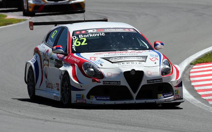 TCR – Salzburgring: terzo successo per l'Alfa Romeo