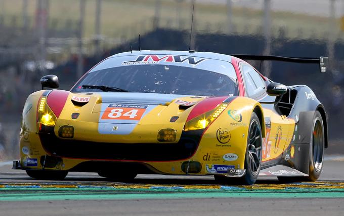 24 Ore di Le Mans – Ferrari: tripletta nella classe GTE Am