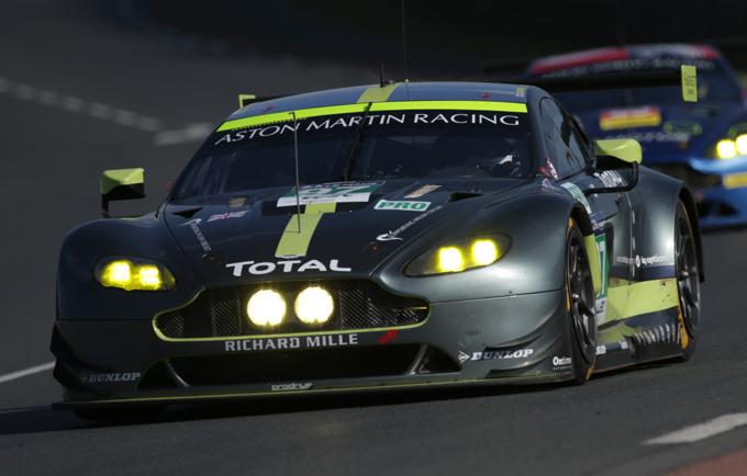 24 Ore di Le Mans – Aston Martin: prima assoluta nella classe GTE Pro