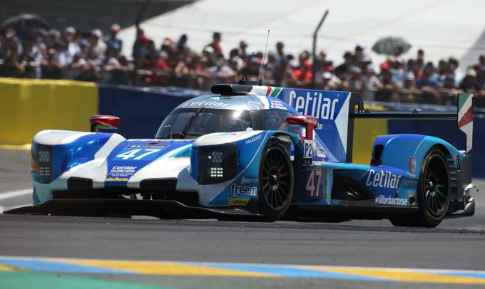 24 Ore di Le Mans – Cetilar Villorba Corse centra la Top 10!