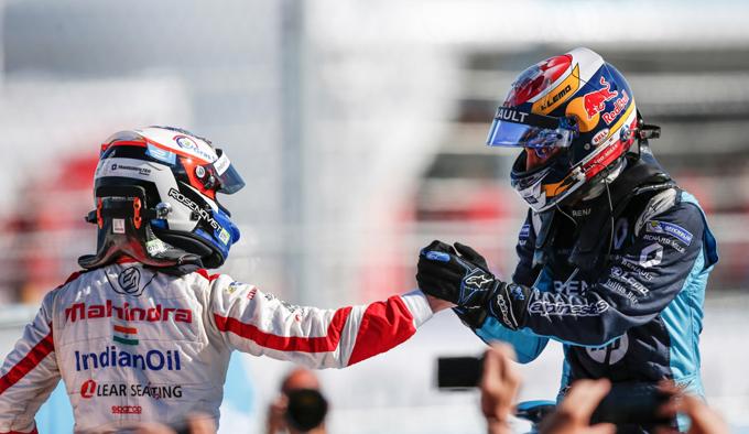 Formula e – Berlino: Rosenqvist e Buemi si spartiscono le vittorie