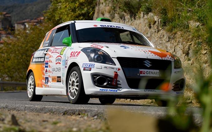 Suzuki Rally Trophy – Rally del Salento: tutti alla caccia di Martinelli