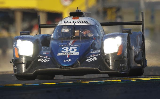 24 Ore di Le Mans – Alpine: terzo e ottavo posto nella classe LMP2