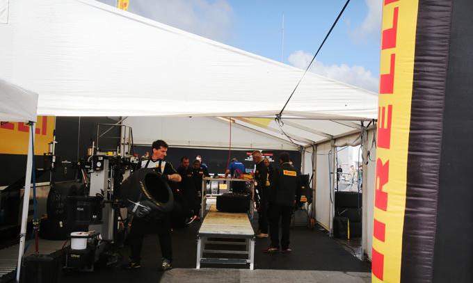 Blancpain GT – 1000 km Paul Ricard, Pirelli: quasi 6.000 pneumatici per il weekend