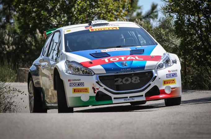 CIR – Rally del Salento, Peugeot: il ritorno su asfalto