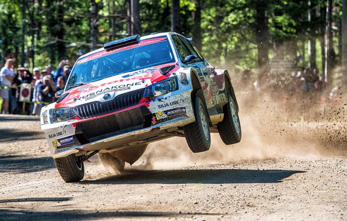 WRC2 – Rally di Finlandia, Škoda: debutto vincente per Jari Huttunen