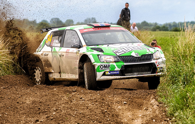WRC2 – Rally di Polonia: il team Printsport spezza l'egemonia di Škoda Motorsport