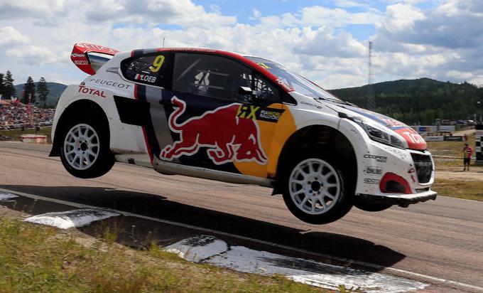 FIA WRX – Peugeot: altro podio per Loeb, il terzo stagionale