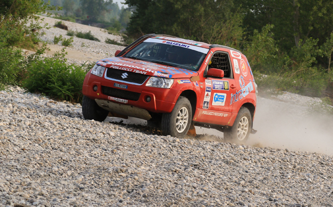 Campionato Italiano Cross Rally Country – San Marino Baja, Suzuki: al via con due Grand Vitara T1