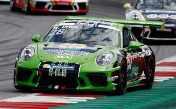 """Porsche Supercup – Red Bull Ring, Drudi: """"Un'occasione persa per salire sul podio"""""""