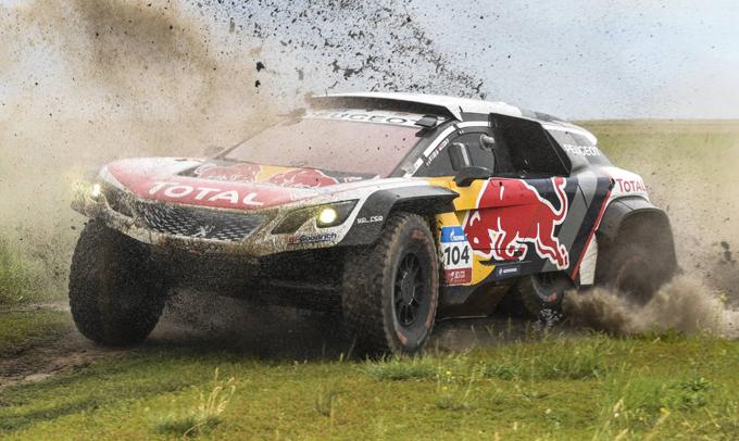 Silk Way Rally – 4^ tappa, Peugeot: terza vittoria per la 3008 DKR Maxi