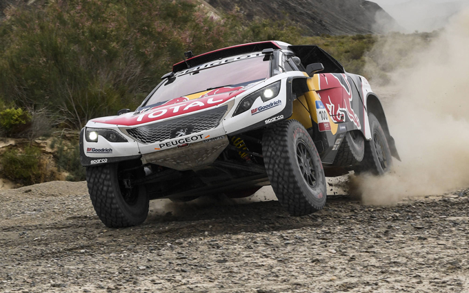 Silk Way Rally – 12^ tappa, Peugeot: brivido per Despres, ma resta leader