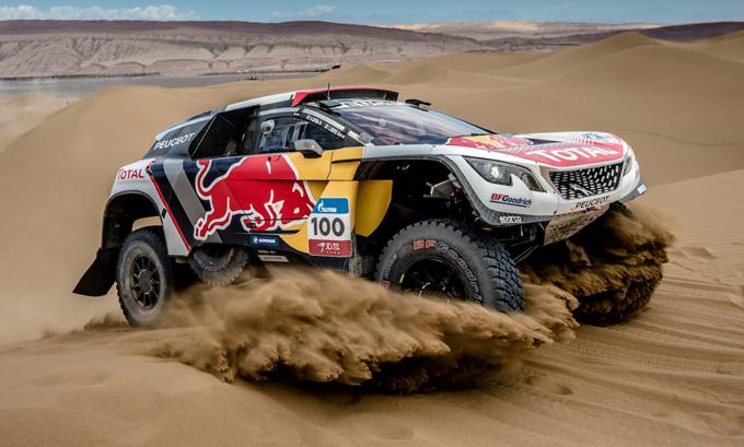 Silk Way Rally – 9^ tappa, Peugeot: secondo successo per Peterhansel, Despres nuovo leader