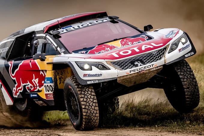 Silk Way Rally – Peugeot: a Despres l'edizione 2017, quinto Peterhansel