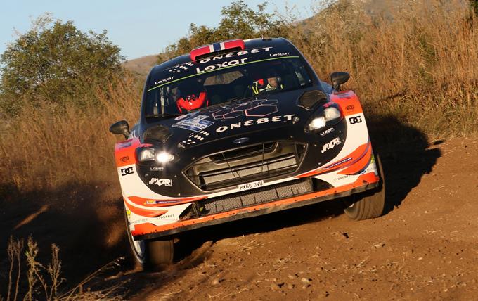 WRC – Ola Floene non sarà più il copilota di Mads Ostberg