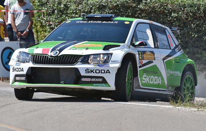 WRC2 – Škoda Italia e Scandola al via del Rally di Finlandia