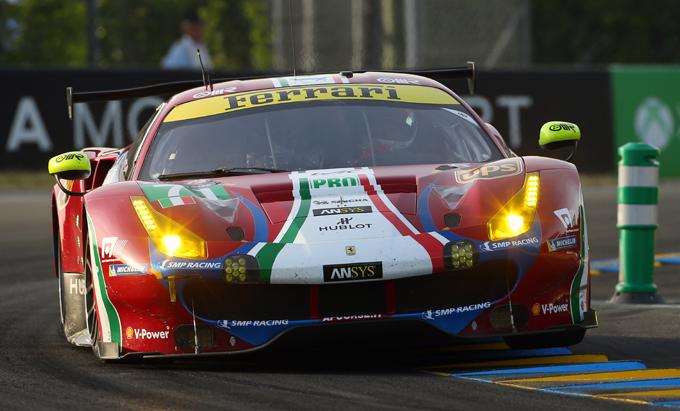 """WEC – 6 Ore del Nürburgring, Rigon: """"Cercheremo di conquistare il miglior risultato possibile"""""""