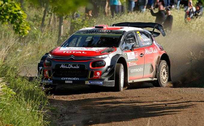 WRC – Citroën: il ritorno di Loeb, ma per un test su asfalto