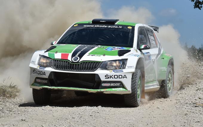 CIR – Rally di San Marino: Škoda e Scandola impeccabili, secondo successo stagionale