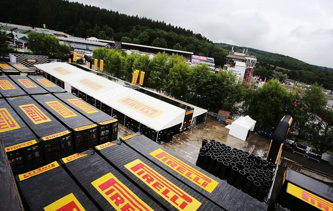 24 Ore di Spa – Pirelli: previsti oltre 1.200 cambi pneumatici durante la gara