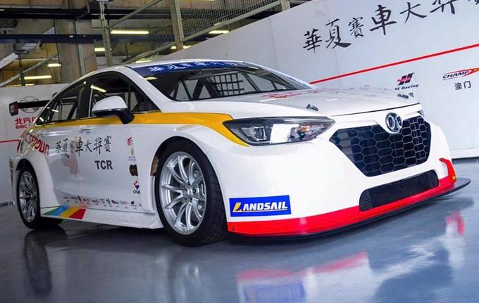 TCR – BAIC Senova D50 TCR: Grid Motorsport rilascia le specifiche tecniche