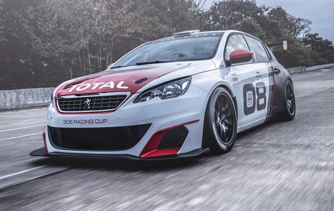 CIVM – Trofeo Luigi Fagioli, Peugeot 308 Racing Cup: debutto nell'edizione numero 52