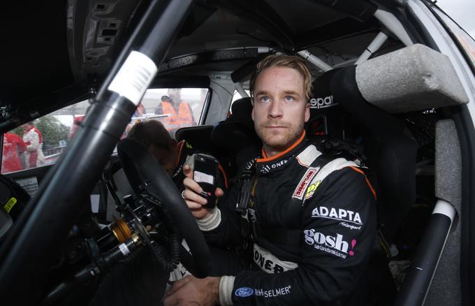 WRC2 – Mads Østberg non prenderà parte al Rally di Germania