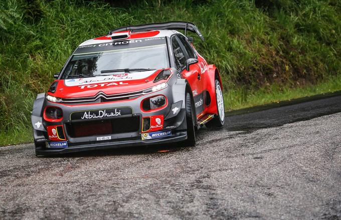 WRC – Citroën: il debutto di Loeb sulla C3 WRC Plus [VIDEO]