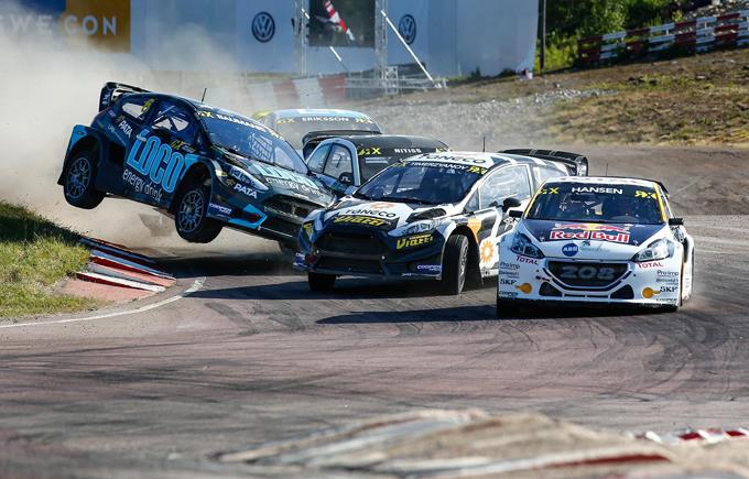 FIA WRX – Piano per l'ingresso della propulsione elettrica