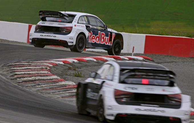 FIA WRX – Nico Müller debutterà in Francia col team EKS RX