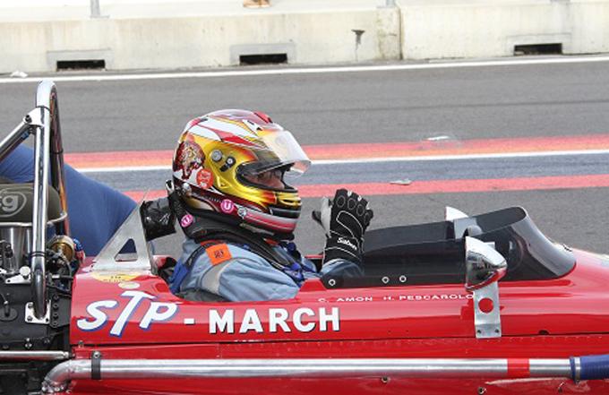 Historic F1, incidente a Zandvoort: deceduto David Ferrer