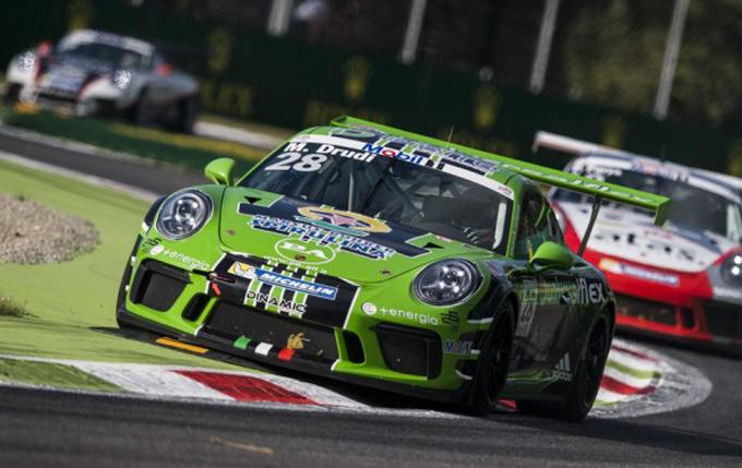 Porsche Supercup – Monza: nuovo podio per Mattia Drudi