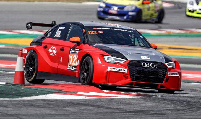 24 Ore di Barcellona – Settimo posto assoluto per l'Audi di Pit Lane Competizioni