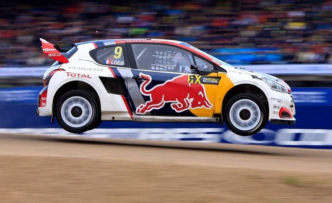 FIA WRX – Buxtehude, Peugeot: il Team Hansen intenzionato a consolidare il secondo posto