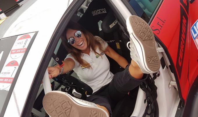 TCR Italy – Vallelunga: Carlotta Fedeli esordirà con l'Audi di Pit Lane Competizioni