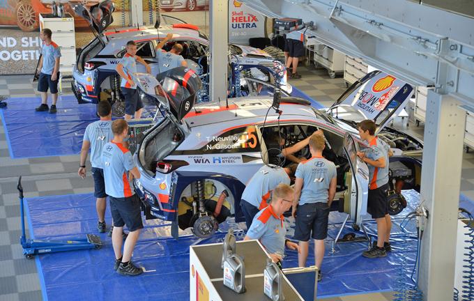 WRC – Hyundai: nel 2018 con quattro i20 Plus?