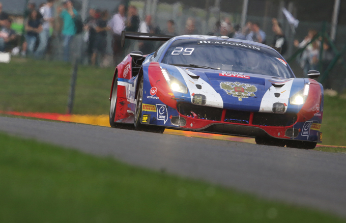 Blancpain GT – Endurance Cup, Barcellona: Davide Rigon al via dell'ultima prova stagionale