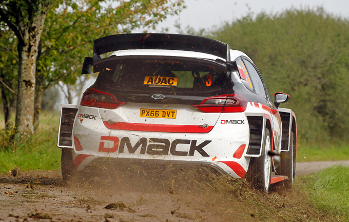 "WRC – DMACK presenta i nuovi pneumatici ""DMG+22"""