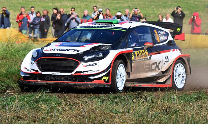 WRC – Rilasciata la bozza del calendario 2018: torna la Turchia