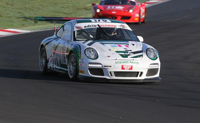 GT Italiano – Eugenio Pisani campione della GT Cup