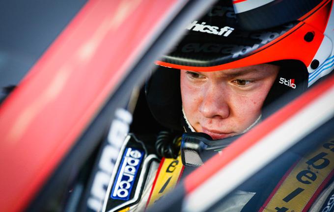 WRC2 – Hyundai: Jari Huttunen entra nel programma giovani