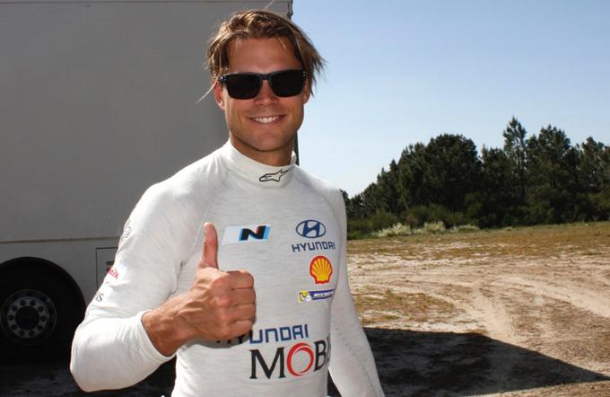 WRC – Hyundai: Mikkelsen sulla i20 Plus nelle ultime tre prove del Mondiale